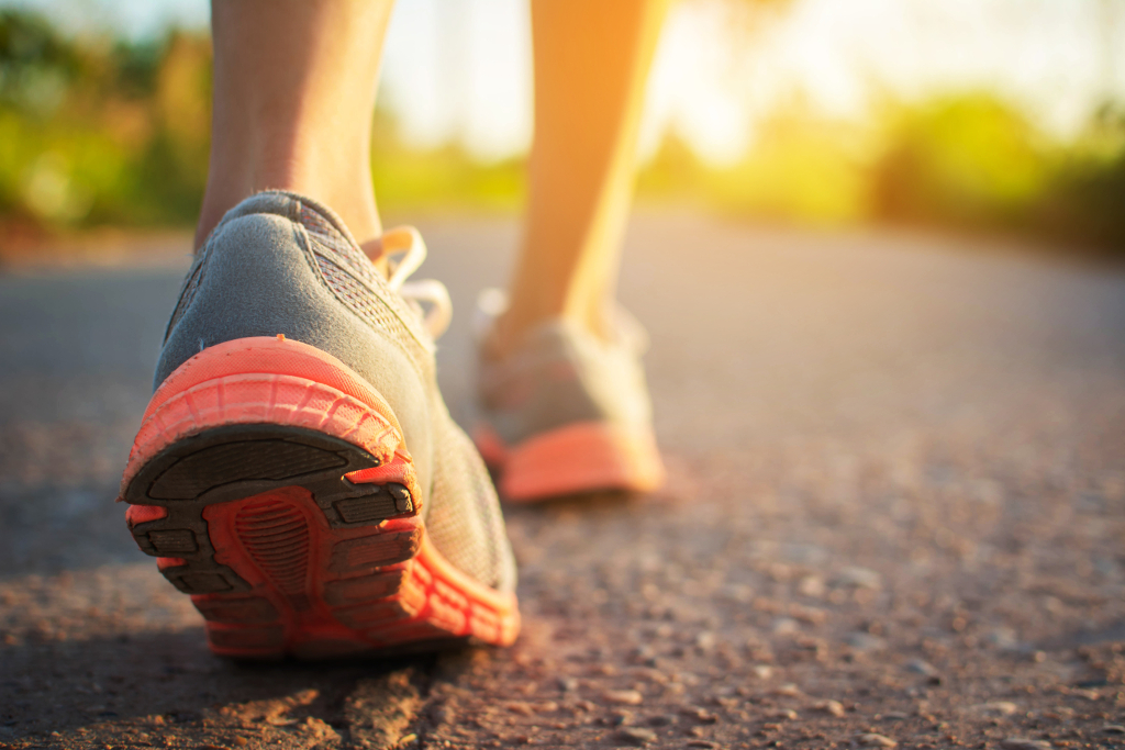 The Power of Walking | Expressions Counselling